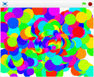 Generative Art in Scratch